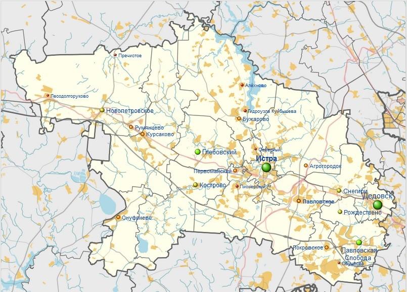 Геодезические, геологические и кадастровые услуги в Истринском районе Московской области. Бурение скважин