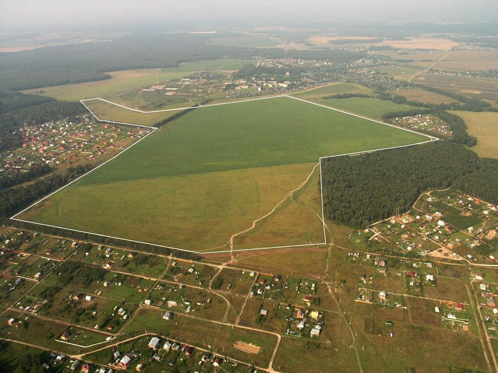 Определение границ участка в Балашихе и Балашихинском районе