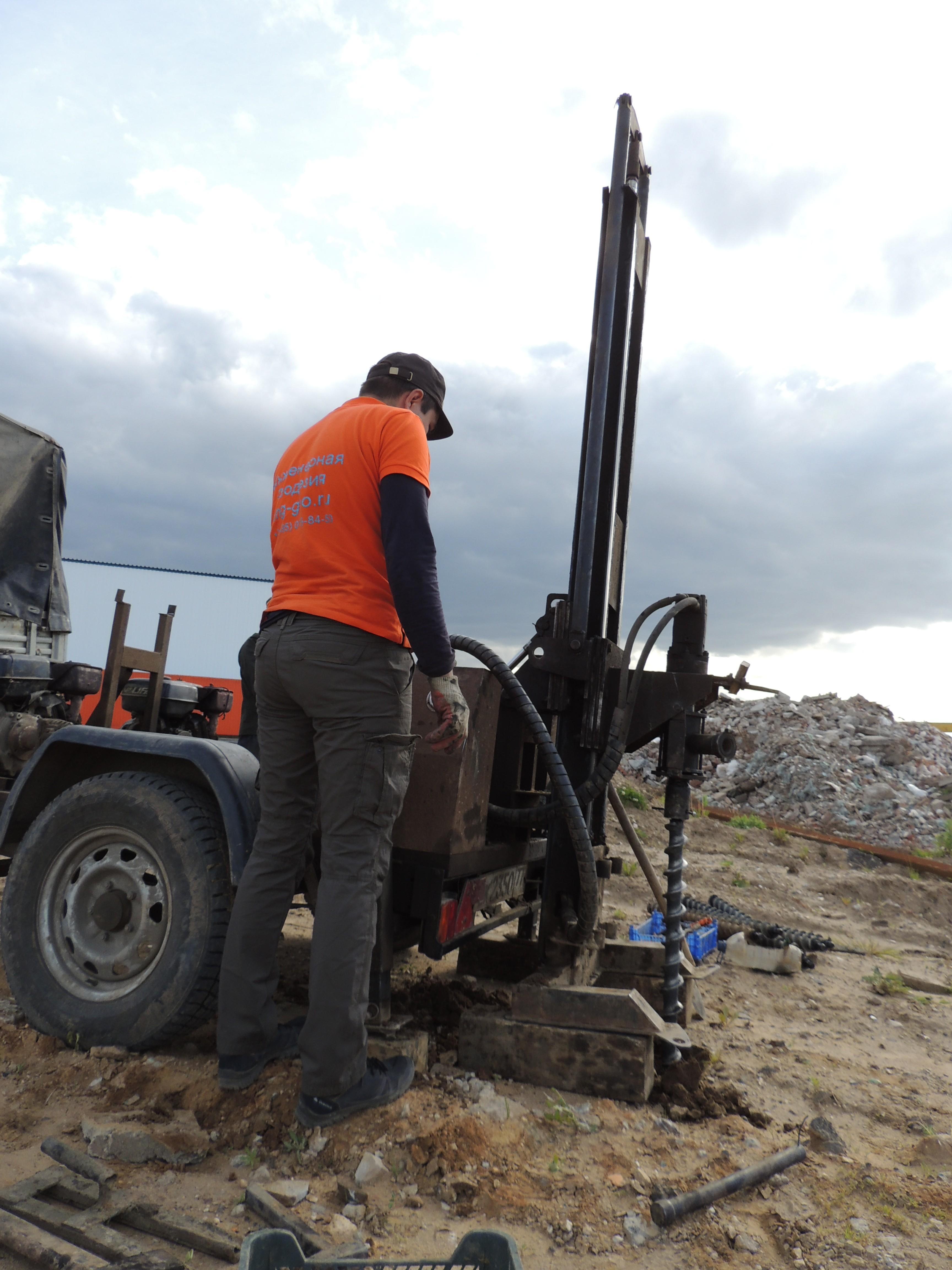 Инженерно-геологические изыскания в Балашихе и Балашихинском районе