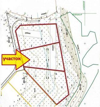 Схема расположения земельного участка в Балашихе и Балашихинском районе