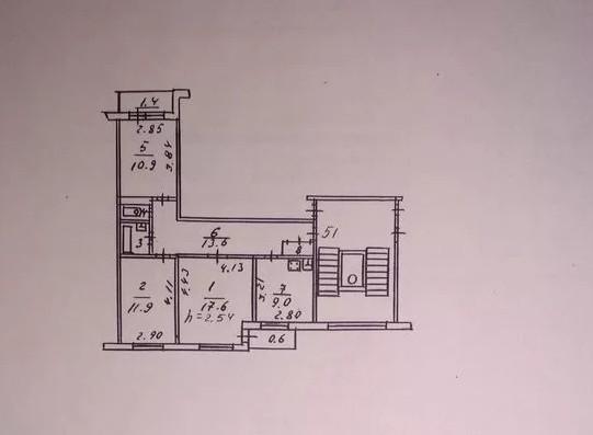 Поэтажный план и экспликация дома в Балашихе и Балашихинском районе