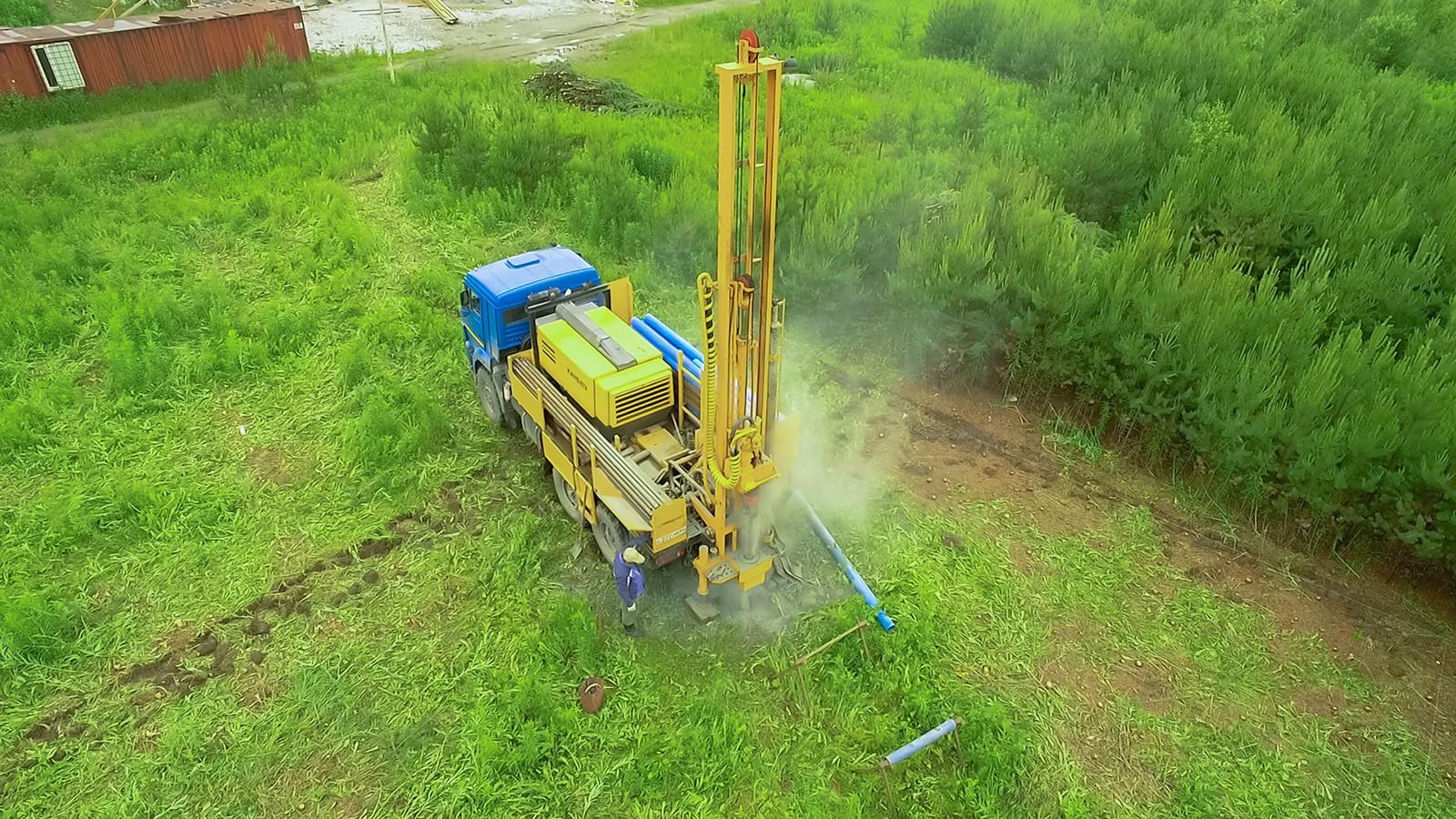 Геология участка под строительство в Балашихе и Балашихинском районе