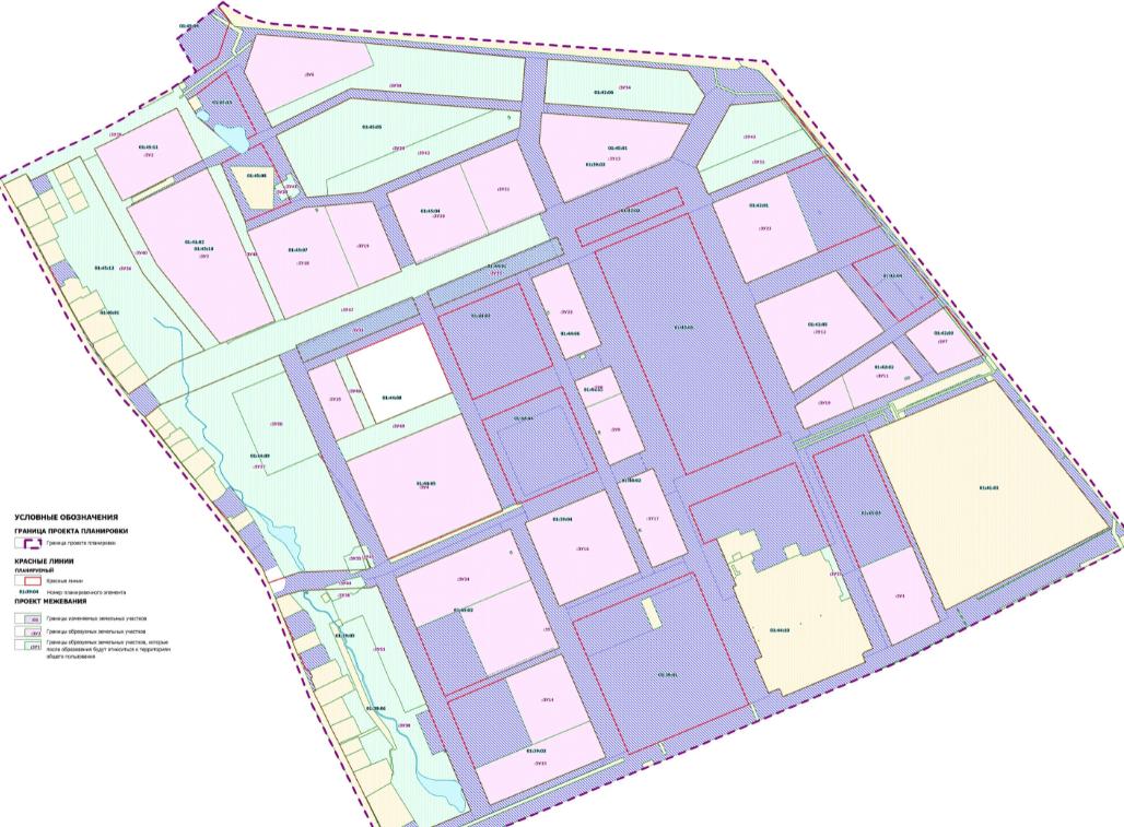 Проект межевания территории в Балашихе и Балашихинском районе