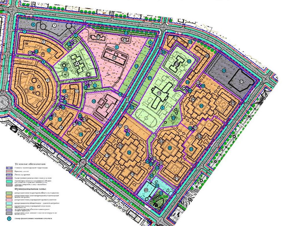 Проект планировки территории в Балашихе и Балашихинском районе